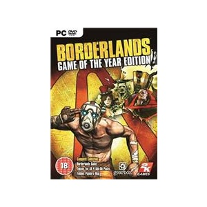 2K Borderlands Game Of The Year Edition