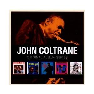 John Coltrane - OriginalAlbumSeries