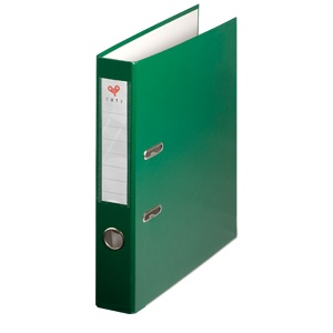 Exte Biblioraft plastifiat 5 cm verde 505