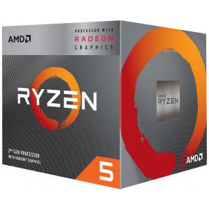 AMD Ryzen 5 3400G 3.7GHz box (YD3400C5FHBOX)