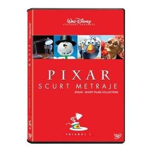 generic Pixar - Scurt metraje / Pixar short films DVD