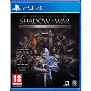 Warner Bros. Middle-Earth: Shadow of War - Silver Edition (PS4)