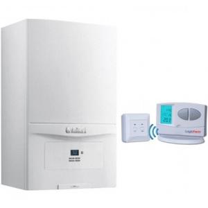 Vaillant EcoTEC PURE VUW 236/7-2 23 kW + Termostat de ambient wireless