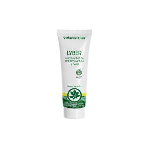 VivaNatura Lyber crema pentru masaj incalzitor 250ml