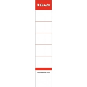 Esselte Etichete 10/set interschimbabile din carton 50 mm E810811