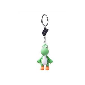Bioworld Breloc Nintendo Yoshi Rubber