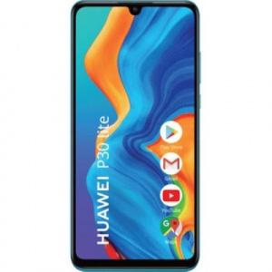 Huawei P30 Lite New Edition 256GB 6GB RAM Dual SIM 4G Peacock Blue