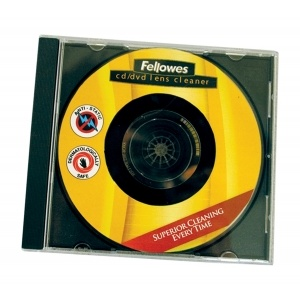 Fellowes CD curatare cititor CD-DVD 99761