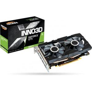 Inno3D GeForce GTX 1660 Ti Twin X2 6GB GDDR6 192-bit N166T2-06D6-1710VA15