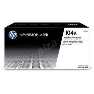 HP 104A Black -W1104A
