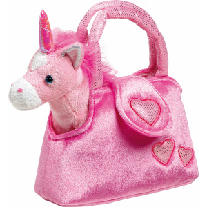 Small Foot UNICORN DIN PLUS IN GEANTA 21 CM