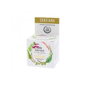 Prisaca Transilvania Crema de Fata Hidratanta Sanzaiana 30ml
