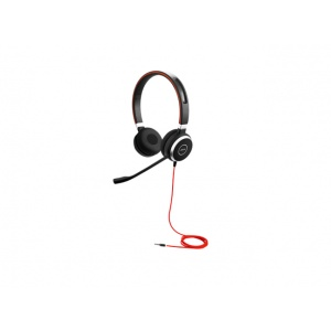 Jabra Evolve 40 UC Duo Headset