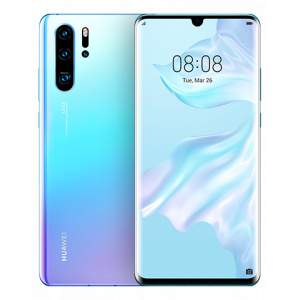 Huawei P30 Pro 128GB 6GB RAM Single Sim Breathing Crystal