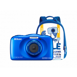 Nikon W150 backpack kit (blue)