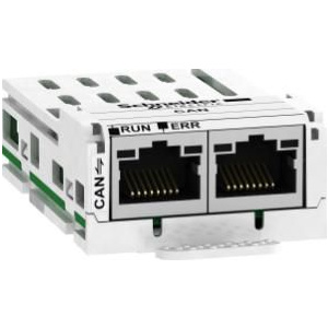 Schneider Electric Electronic Option Card Canopen 2Xrj45 At VW3A3608