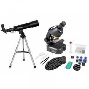 National Geographic Set telescop 50/360 si microscop 40-640x