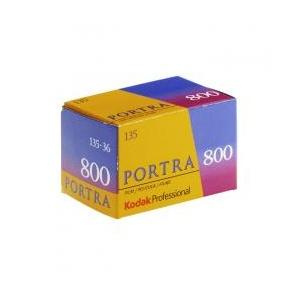 Kodak Professional Portra 800 - film negativ color ingust (ISO 800, 135-36)