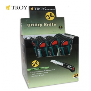 Troy Cutter profesional