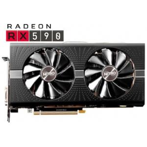 Sapphire Radeon RX 590 Nitro+ 8GB GDDR5 256-bit (11289-05-20G)