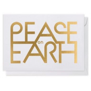 Lagom Design Felicitare - Peace on Earth