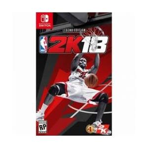 2K NBA 2K18 Legend Edition Switch