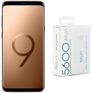 Samsung Galaxy S9 Plus G965 6GB RAM 256GB Dual Sim 4G Sunrise Gold