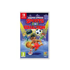 Funbox Media Junior League Sports 3 In 1 Collection Nintendo Switch
