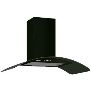Pyramis Hota Decorativa Elegant, Sticla neagra