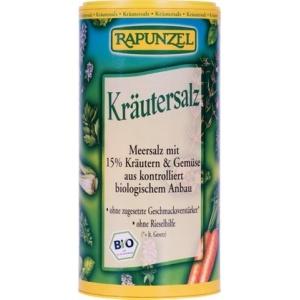 Rapunzel Sare cu plante 15 % Bio 125 gr