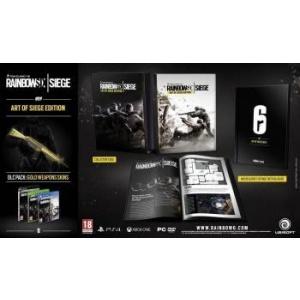 Ubisoft Tom Clancys Rainbow Six Siege Collectors Edition PS4
