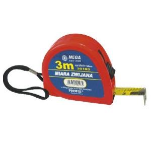 Mega Ruleta plastic 5mx19mm 20206