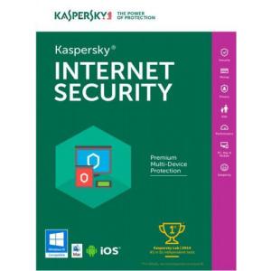 Kaspersky Internet Security 2019, 4 PC, 2 ani, Electronica, Licenta noua KL1939XCDDS