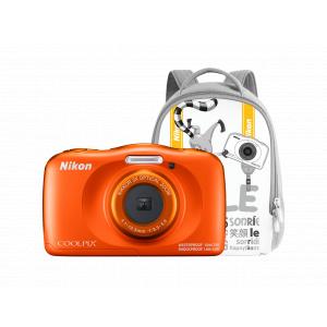 Nikon W150 backpack kit (orange)