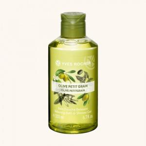 Yves Rocher Gel de dus nectar Masline & Flori de citrice 200 ml