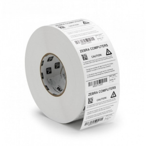 Zebra Etichete Autoadezive Perforate 57mm x 32mm, 3006324