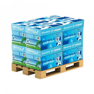 Double A Hartie copiator A4 Everyday, 70 g/mp, 500 coli/top, 300 topuri/palet