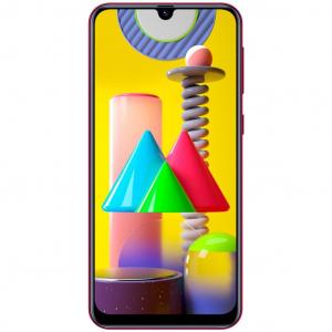 Samsung Galaxy M31 128GB 6GB RAM Dual SIM 4G Red