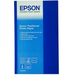 Epson Traditional Photo Paper  305x458mm (C13S045051)