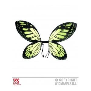 Widmann Aripi fluture negru-verde