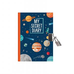 Legami Jurnal - My Secret Diary - Planets