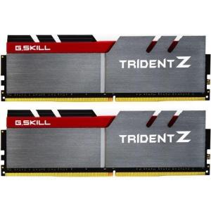 G.Skill Trident Z, 2x8GB, DDR4,  3200 MHz, CL14, kit F4-3200C14D-16GTZ