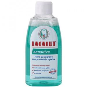 Zdrovit Lacalut Sensitive apa de gura 300 ml