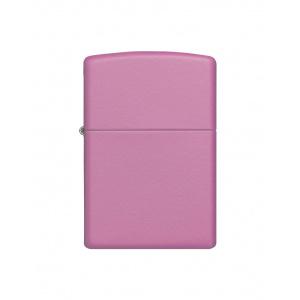 Zippo Brichetă 238 Classic Pink Matte