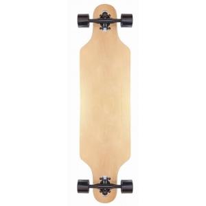 Nils Extreme Longboard Wood 40