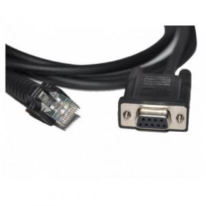 Datalogic Cablu RS232 CAB-433, 1.8m, Black