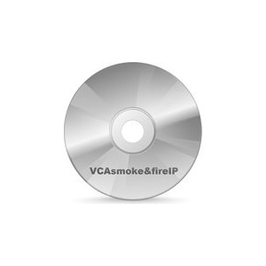 RIVA Licenta pentru 1 singur canal cu algoritm optimizat pentru detectie fum si foc VCAsmoke&fireIP
