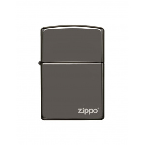 Zippo Brichetă 150ZL Classic Black Ice
