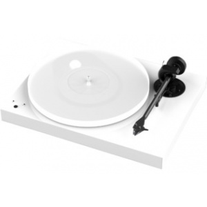 Pro-Ject X1 Alb lucios