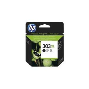 HP 303XL High Yield Black Original Ink Cartridge T6N04AE